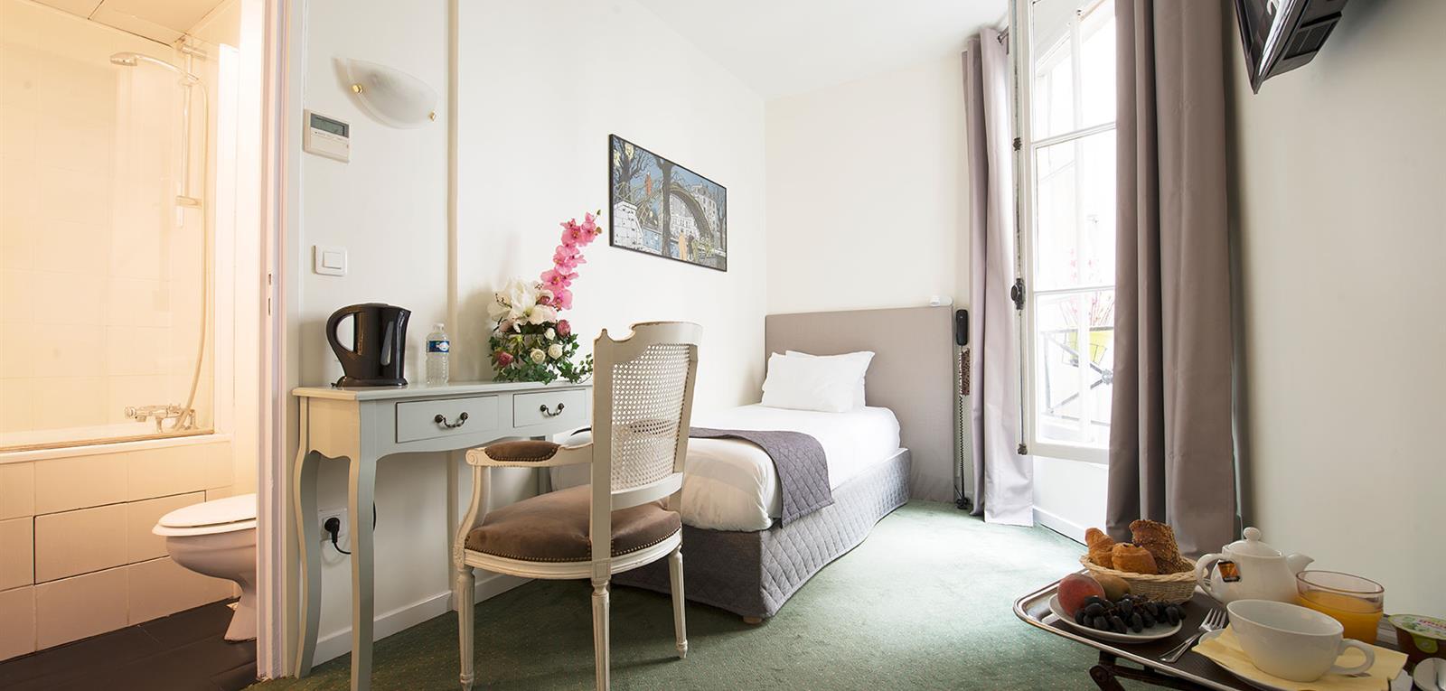 Hotel Quartier Du Marais Pas Cher